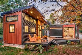 Tiny Homes Show Musician U0027s Amplified Tiny House Lets Her Take The Show On The Road