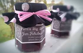 party favors for adults 70th birthday favors milestone birthday jam favors