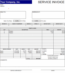 tour travel bill sample format free invoice template