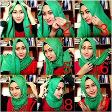 tutorial hijab pesta 2 kerudung index of wp content uploads 2015 12