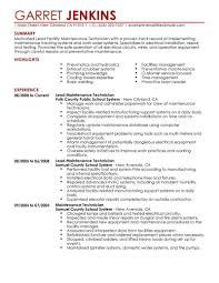Team Leader Resume Sample by Resume Facility Management Resume