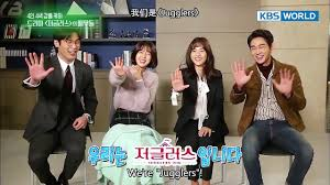dramanice jugglers ep 5 interview with stars of the new drama jugglers entertainment