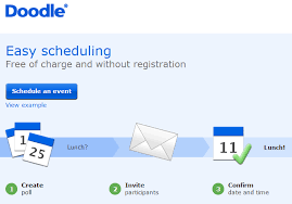 doodle poll tool scheduling meetings made easy doodle