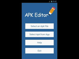 editor apk hack how to modify any apk file without root