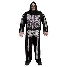skeleton costume men s skeleton costume 50 52 target