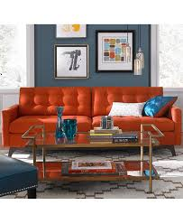 karlie fabric sofa living room furniture collection shop all