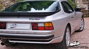 porsche 944 special edition 944 turbo s silver