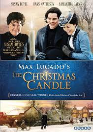 amazon com christmas candle hans matheson sylvester mccoy