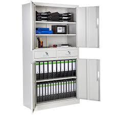 armoire bureau porte coulissante amazon fr armoires de bureau