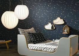 papier peint pour chambre d enfant papier peint pour chambre d enfant thème nuit étoilée papier peint