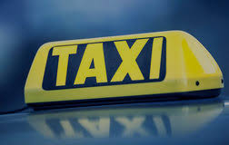 Taxi Light Taxi Waiting Line Passengers Stock Photos Sign Up For Free