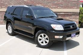 4runner toyota 2005 2005 toyota 4runner sport edition v8 2wd cars and credit master