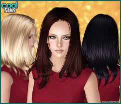 hair color to download for sims 3 cool sims