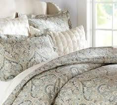 Paisley Comforters Grey Paisley Bedding Foter