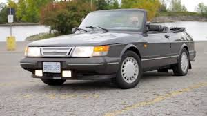 saab 900 convertible classic saab 900 turbo model convertible cabriolet 1989 video