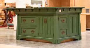 mission style kitchen island kitchen furniture craftsman style kitchen cabinets mission