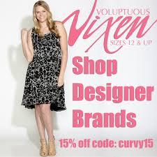 in store to online voluptuous vixen launches online boutique