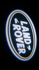 land rover logo range rover evoque led logo lights under door puddle lamps cree