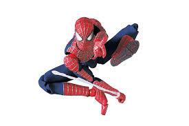 amazon com the amazing spider man 2 mafex spider man 6