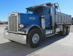 freightliner dump truck 1982 freightliner dump truck item g4388 sold january 30