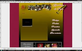 gimp design gimp 2 6 demo using gimp for webdesign template speed designing