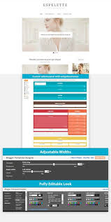 landing page templates for blogger blogger template blogger theme template and blogger themes
