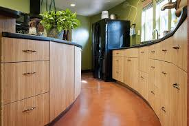 bamboo kitchen cabinets cost cost of kitchen cabinets estimates and exles