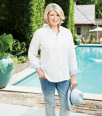 martha stewart hair style exactly what martha stewart does when she s in the htons