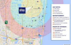 Fort Lauderdale On Map Urbn Village New Residences In Oakland Park Florida