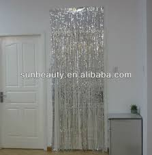 Silver Foil Curtains Selling Iridescent Foil Curtain Baby