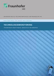 G Stige K Hen Technologiemonitoring U2013 Technologien Identifizieren Beobachten