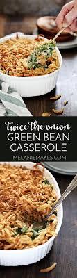 smothered bacon green bean casserole recipe thanksgiving