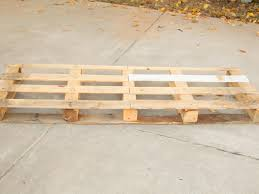 Seating Out Of Pallets by How To Make Stylish Outdoor Pallet Seating Hgtv