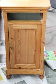 upcycling diy old vintage cupboard