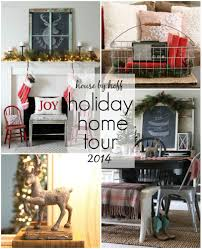christmas home tour holiday collage idolza