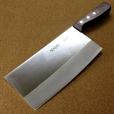 disposal of kitchen knives japanese masahiro kitchen cleaver chinese chef knife 7 7 inch ts