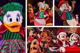 mickey u0027s merry christmas party 2017 orlando insider vacations