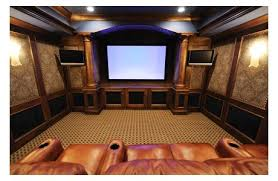 Home Theater Design Lighting Building Home Theater Comfort Lighting Seating And Sound By