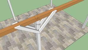 carport blueprints woodwork diy wooden carport plans pdf plans