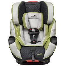 siege auto baby go 7 evenflo symphony elite all in one car seat porter evenflo