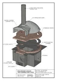 diy outdoor brick oven kit wooden pdf vinyl pergola building