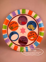 seder plate craft for this coloring page has it all four cups of wine three pieces of
