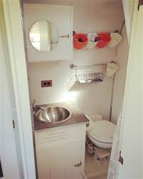 50 Sq Ft Bathroom by See The 120 Square Foot Trailer This Couple Turned Into A Home