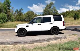 land rover discovery 2016 2016 land rover discovery sdv6 hse review video performancedrive