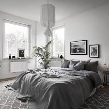 Top  Best White Grey Bedrooms Ideas On Pinterest Beautiful - Black white and silver bedroom ideas