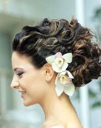 تسريحات شعر للعرائس images?q=tbn:ANd9GcR
