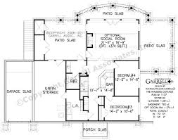 French Cottage House Plans Amicalola Cottage Rustic Style House Plan European Plans With Hahnow