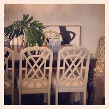 Chippendale Dining Room Set by Luxe Report Designing The New Digs Chinese Chippendale Dining Chairs