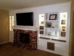 built in wall entertainment center designs custom drywall phoenix