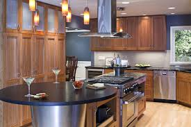 island kitchen with stove built in oven unusual breathingdeeply